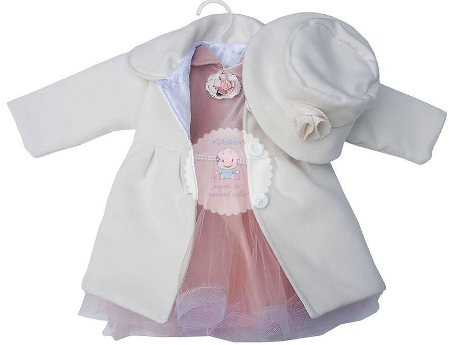 Rochite Botez Elegante Fetite Bebelusi