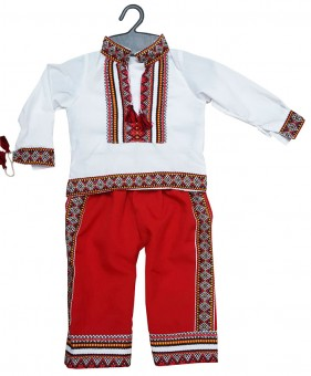 COSTUM NATIONAL BAIETI